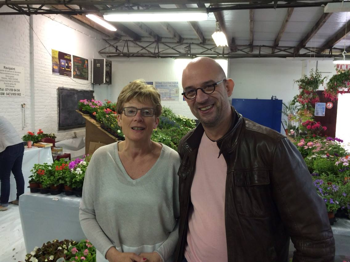 Exposition horticole THUILLIES 2015