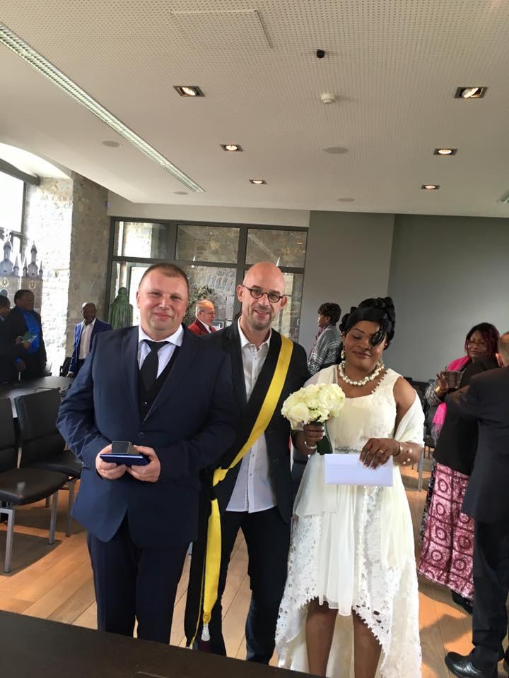 Premiers mariages