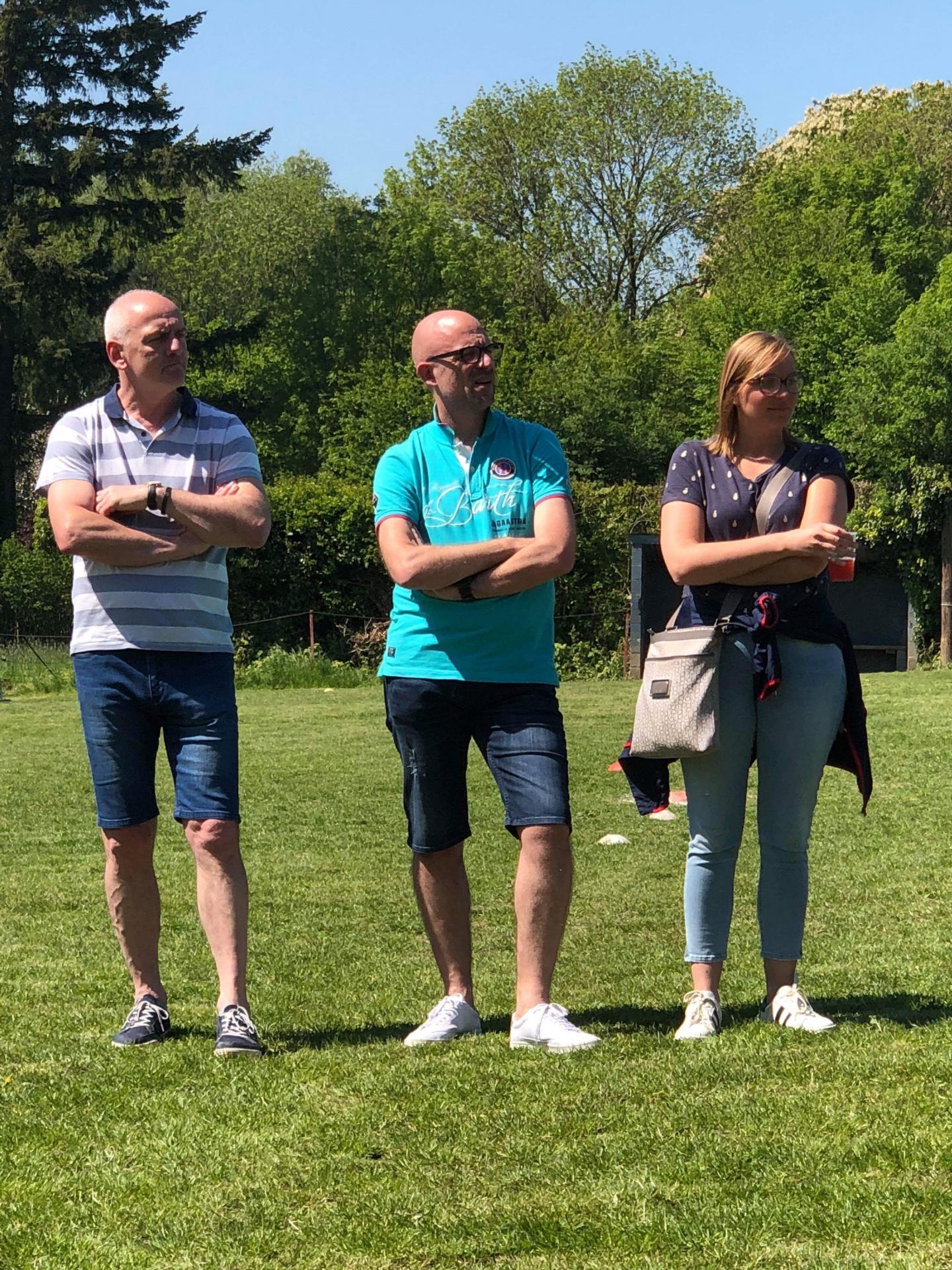 Tournoi de foot de Ragnies 2018